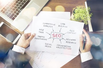 Search Engine Optimization made with latest techniques